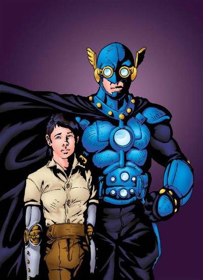 В пантеоне супергероев появился подросток с аутизмом. Изображение № 1.