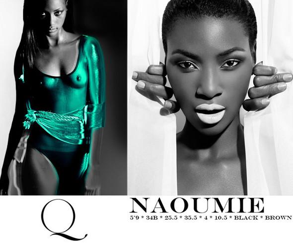 Композитки пяти модельных агентств к Нью-Йоркской неделе моды. Изображение № 15.
