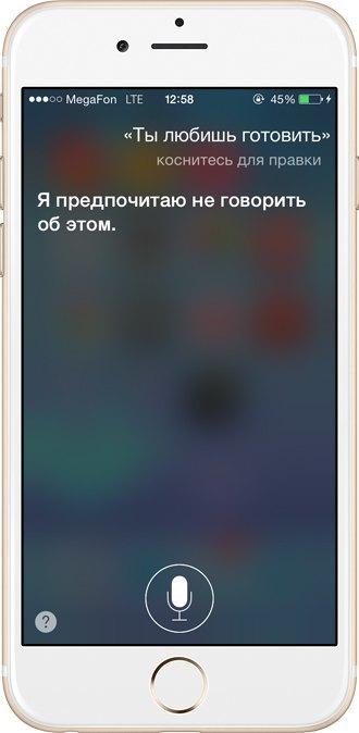 Поговори с ней: Интервью  с русскоязычной Siri. Изображение № 9.