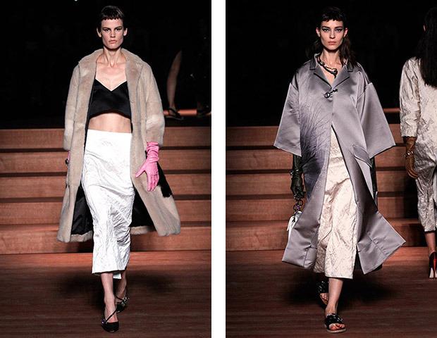 Парижская неделя моды: Показы Louis Vuitton, Miu Miu, Elie Saab. Изображение № 12.