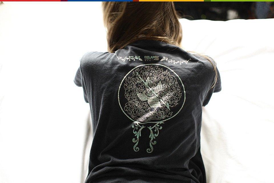 London rocks: Стилист Мирейа Гарсия и ее коллекция футболок. Изображение № 20.