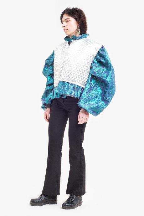 Создательница салона винтажа Наталина Бонапарт о любимых нарядах. Изображение № 10.