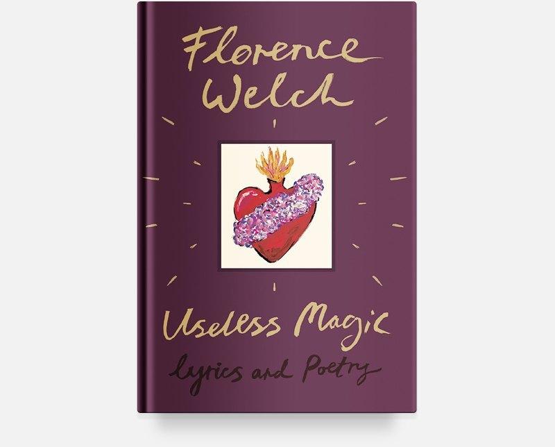 Книга солистки Florence + the Machine «Useless Magic» . Изображение № 1.
