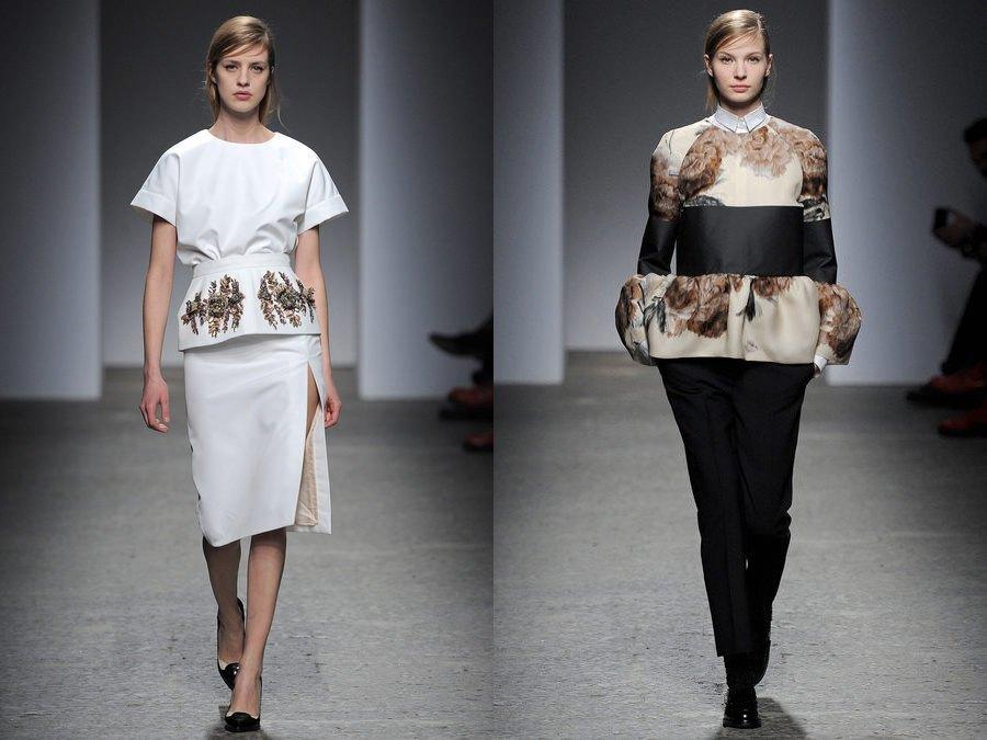Неделя моды в Милане:  День 1. Изображение № 15.