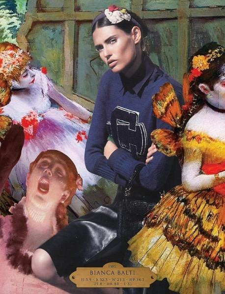 Композитки пяти модельных агентств к Нью-Йоркской неделе моды. Изображение № 81.