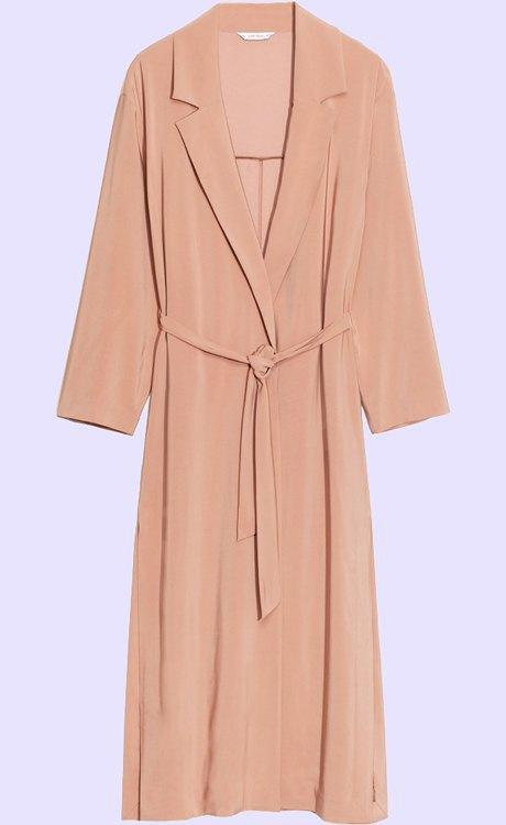 И пальто, и платье:  10 лёгких халатов на лето. Изображение № 4.