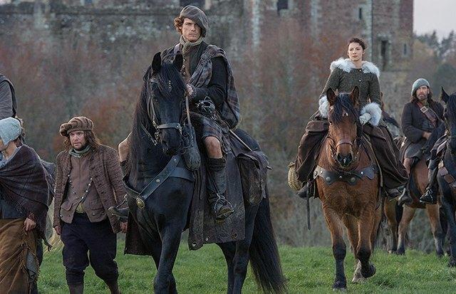 Почему нужно смотреть сериал «Outlander»  прямо сейчас. Изображение № 5.
