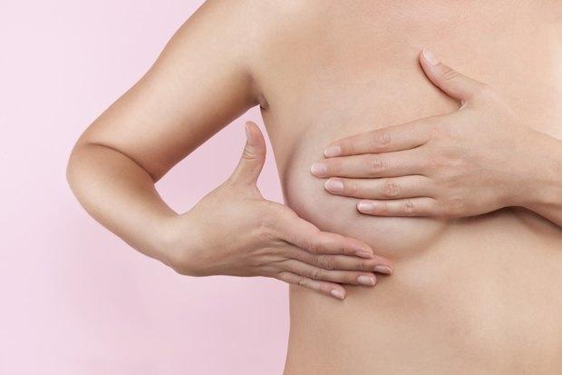 Увеличилась грудь и больно трогать соски
