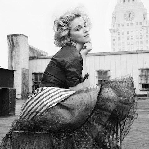 В Нью-Йорке открылась выставка неизвестных фотографий Мадонны. Изображение № 3.