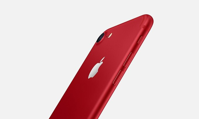 Часть средств от продажи красных айфонов передадут на борьбу с ВИЧ. Изображение № 3.