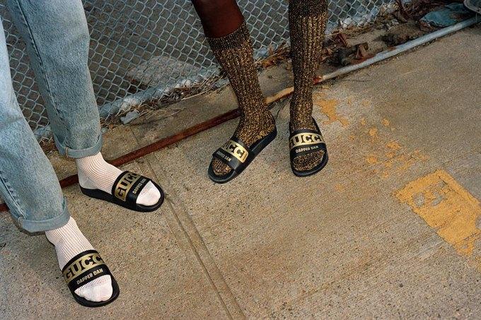 Gucci показали коллаб с дизайнером Дэппер Дэном. Изображение № 21.