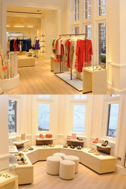 Открылись новые магазины M.A.C, Oscar de la Renta и других марок. Изображение № 3.