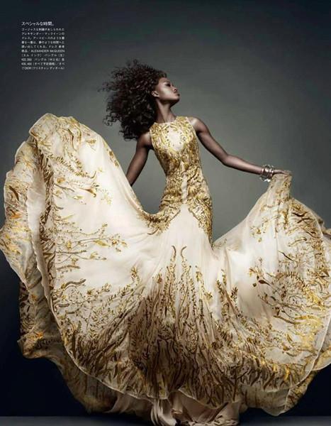 10 моделей африканского происхождения. Изображение № 81.