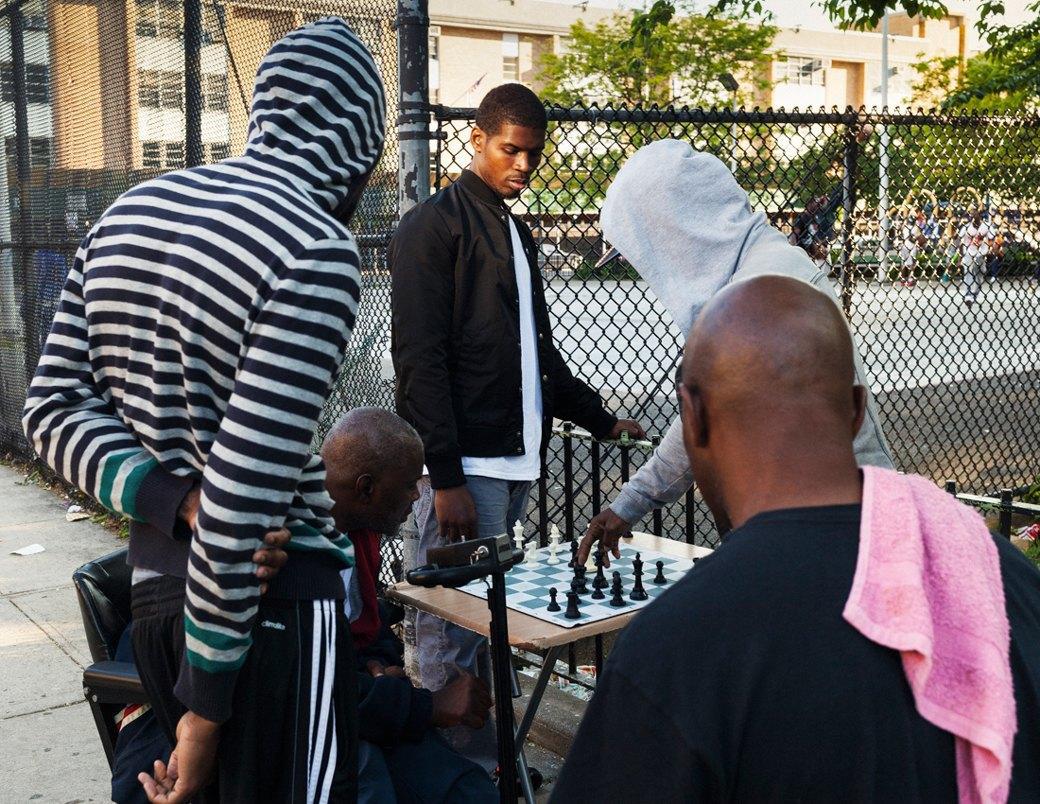 «Finding New York»:  Люди в большом городе. Изображение № 5.