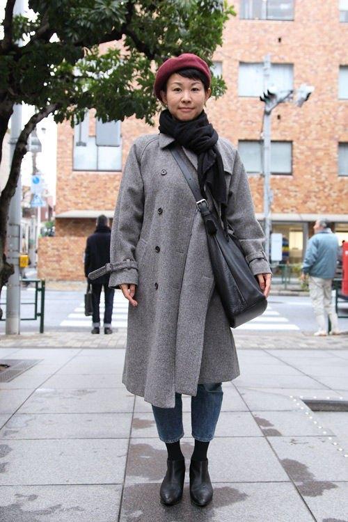 Красные шапки и бархатные ботинки на улицах Токио. Изображение № 24.