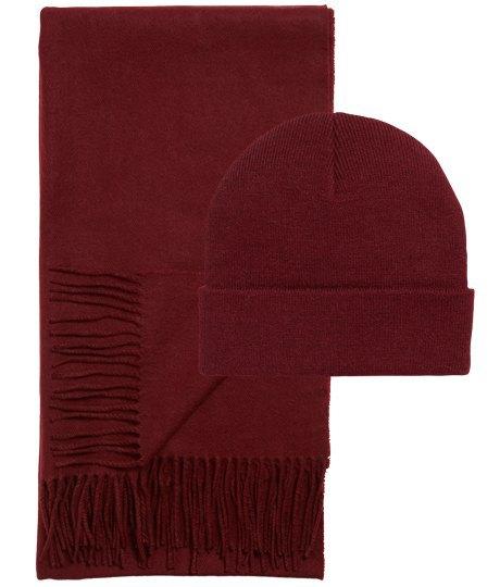 Полный комплект: Шапки и шарфы на холода. Изображение № 7.