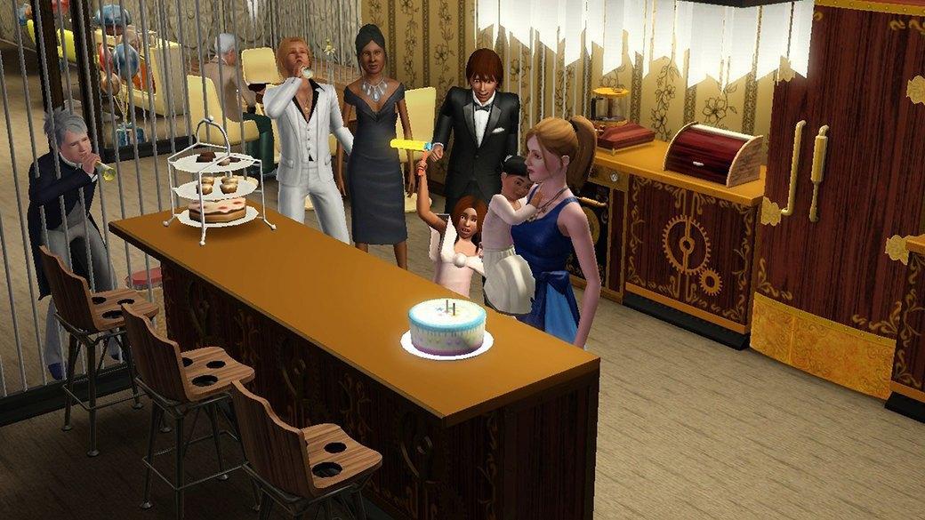 Как юные фанатки The Sims представляют себе взрослую жизнь. Изображение № 33.