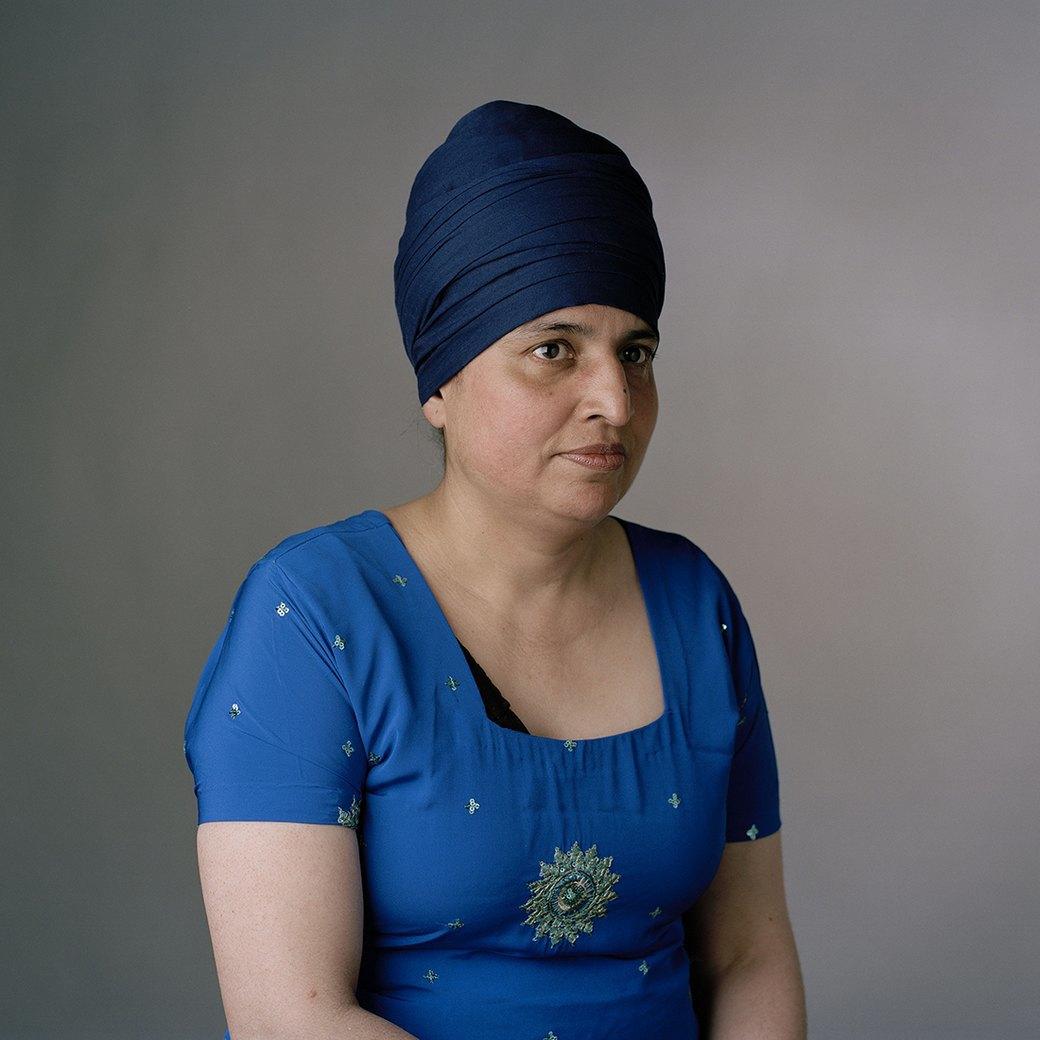 «Purdah»:  Женщины о традиции  покрывать голову. Изображение № 10.