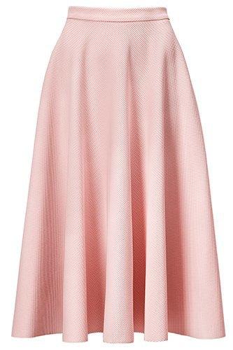 Розовые топы и юбки в экологичной коллекции H&M. Изображение № 5.
