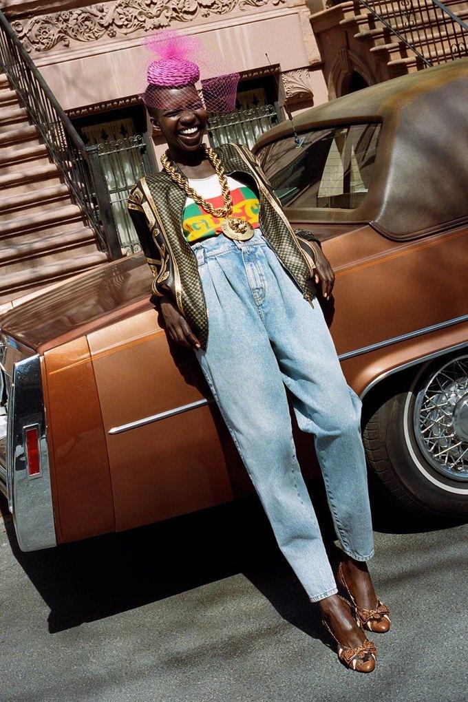 Gucci показали коллаб с дизайнером Дэппер Дэном. Изображение № 3.