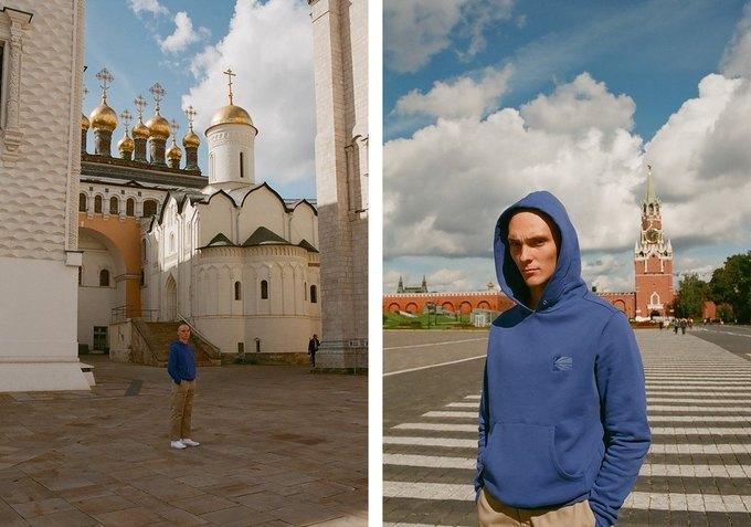 Гоша Рубчинский и Толя Титаев запустили новую марку «Рассвет». Изображение № 8.