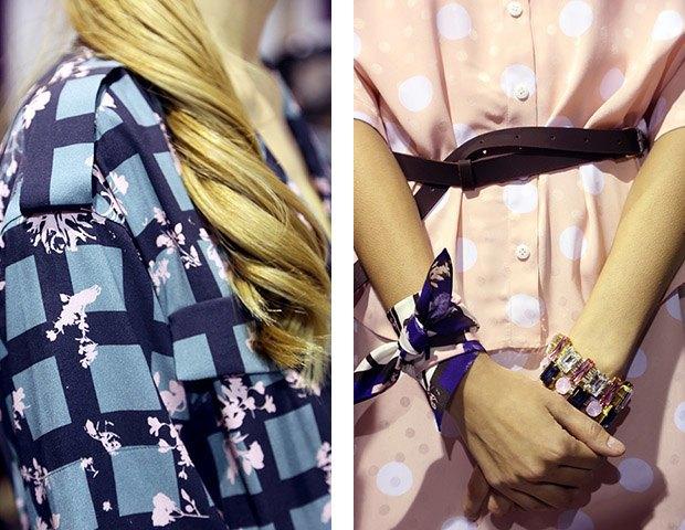 Что происходит  с украинской модой: Коллекция Poustovit SS14. Изображение № 7.