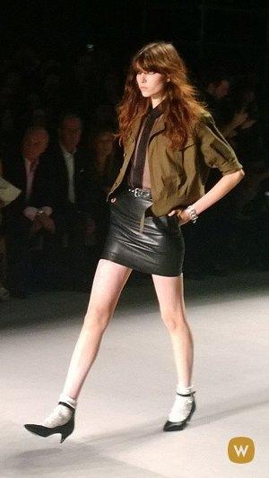Прямой репортаж  с Paris Fashion Week:  День 7. Изображение № 14.