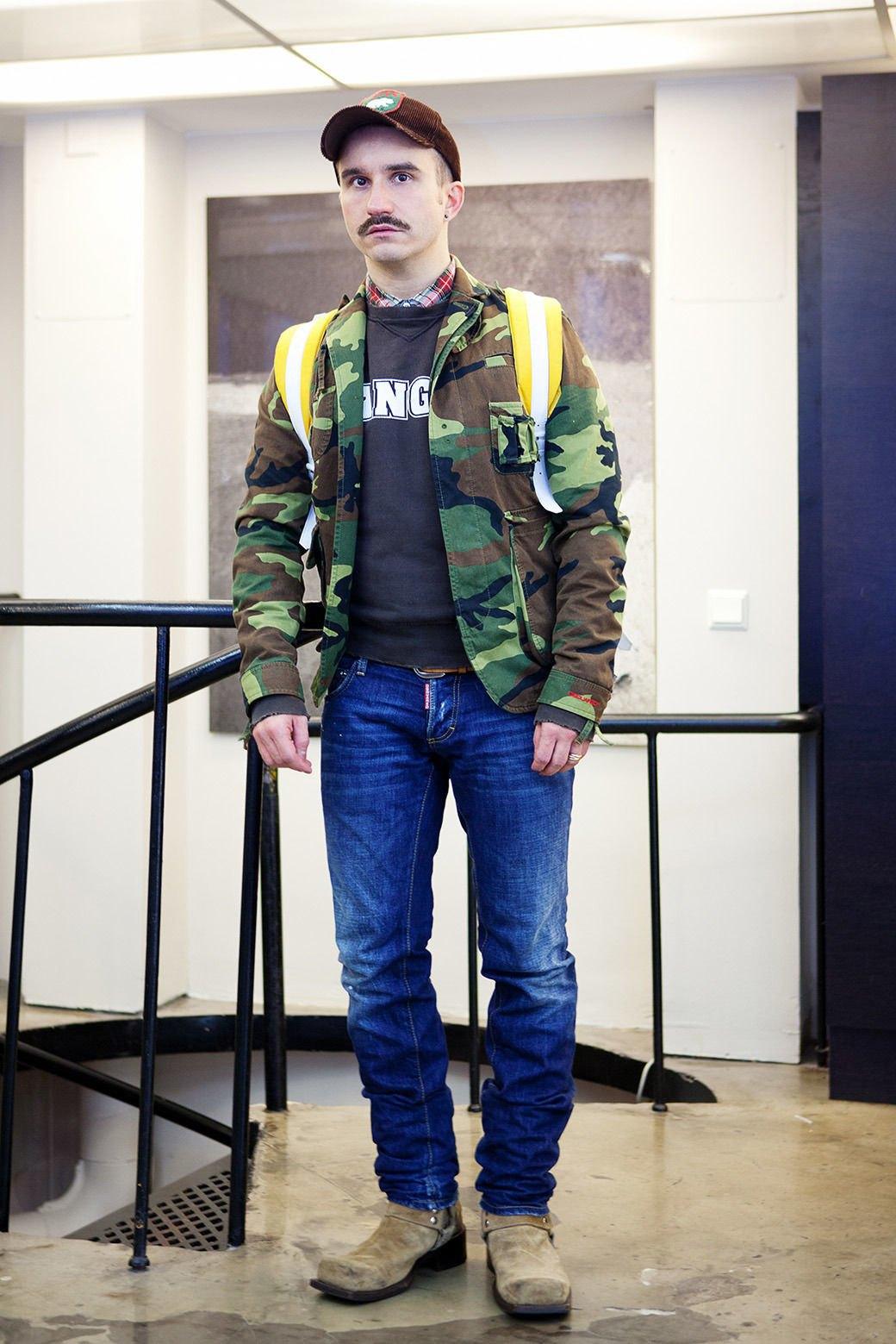 Микко Вайнио, парикмахеризХельсинки. Изображение № 6.