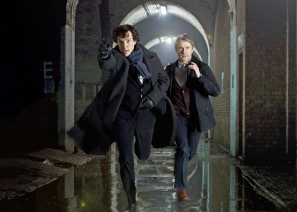 Камбербэтч подтвердил участие в четвертом сезоне «Шерлока». Изображение № 1.