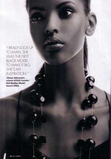 Новые лица: Грейс Махари, модель. Изображение № 16.