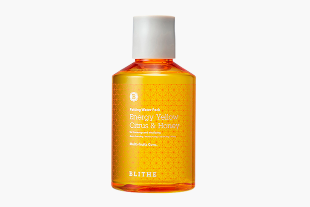 Blithe Patting Splash Mask Energy Yellow Citrus & Honey. Изображение № 3.