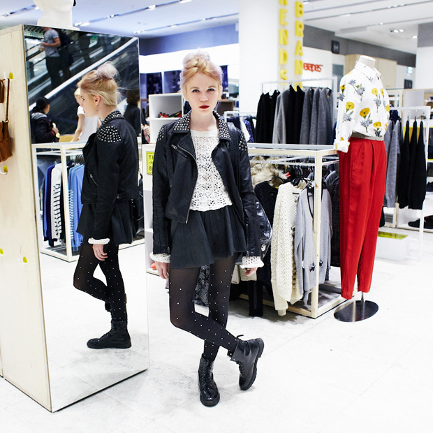 Грош цена: Люди на Fashion's Night Out о самых выгодных покупках. Изображение № 17.
