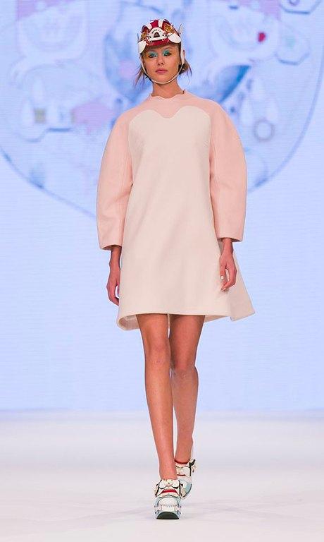 Минджу Ким, фэшн-дизайнер и победитель премии H&M. Изображение № 3.