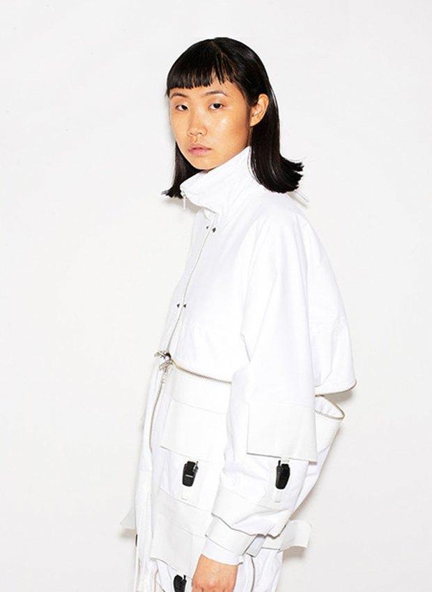 Maria ke Fisherman:  Одежда в стиле  киберпанк. Изображение № 5.