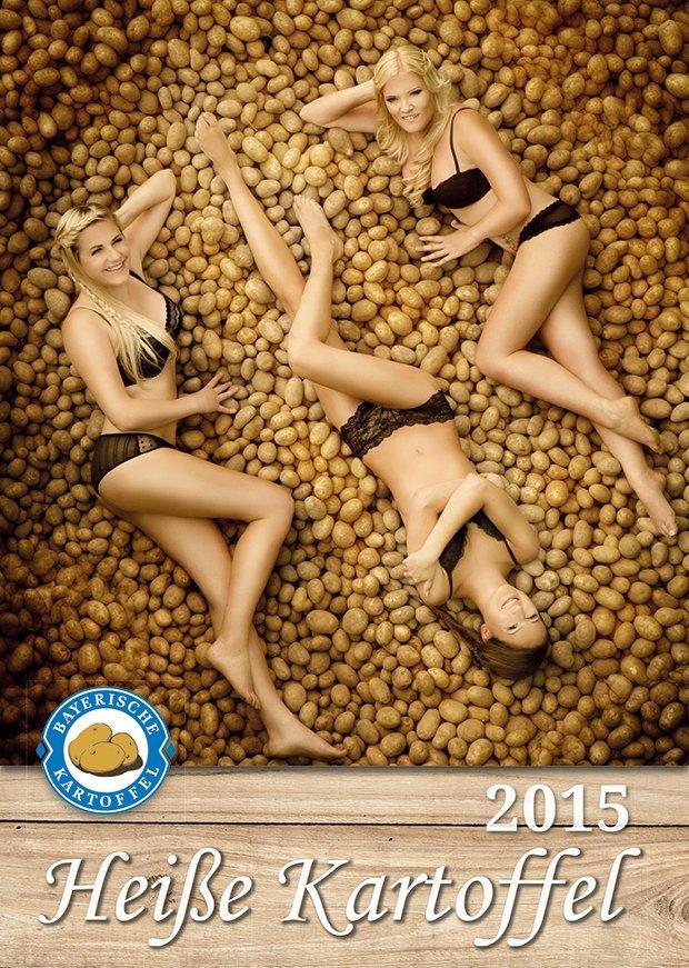 Самые абсурдные  календари на 2015 год. Изображение № 23.