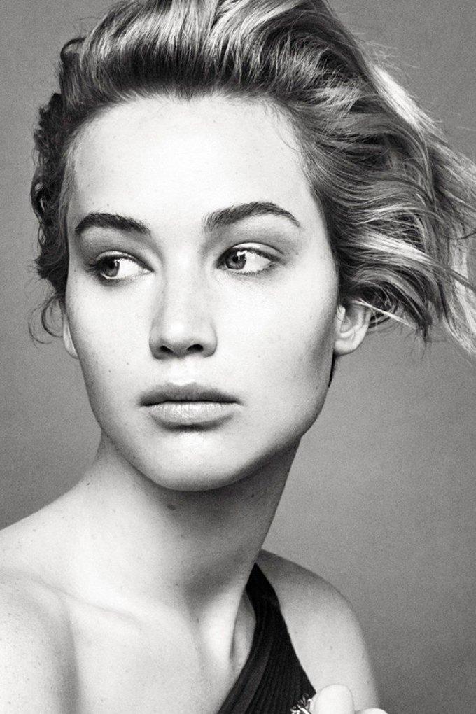Дженнифер Лоуренс снова в кампании Dior. Изображение № 4.
