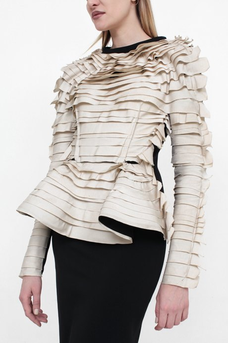 Телеведущая и модель Маша Миногарова о любимых нарядах. Изображение № 3.