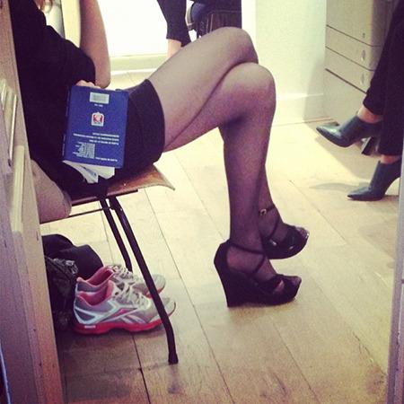 Парижская неделя моды: Чем запомнился первый день. Изображение № 18.