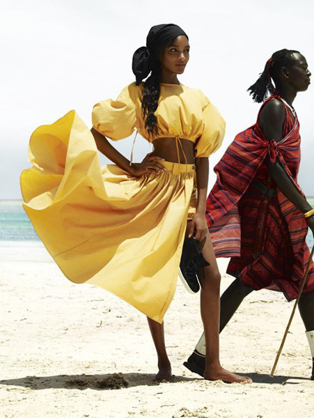 10 моделей африканского происхождения. Изображение № 67.