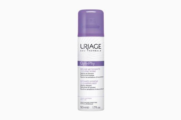 Очищающая и освежающая дымка для интимного ухода Uriage . Изображение № 2.