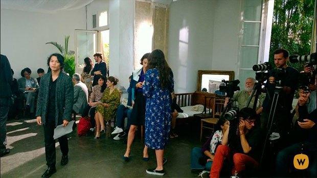 Прямой репортаж  с Paris Fashion Week:  День 2. Изображение № 43.