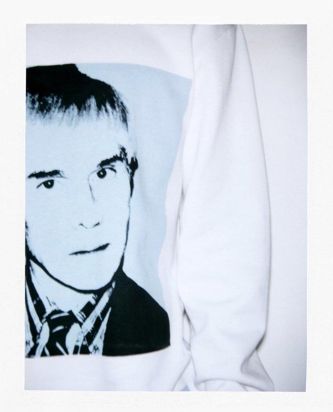 Calvin Klein Jeans и фонд Энди Уорхола показали совместную коллекцию. Изображение № 4.