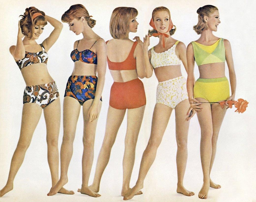 Как менялись стандарты модельной внешности. Изображение № 8.