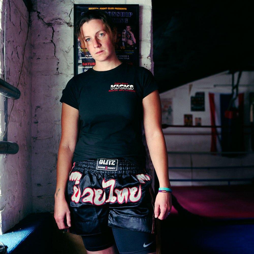 «Женщины с кулаками»: Кикбоксерши после боя. Изображение № 9.