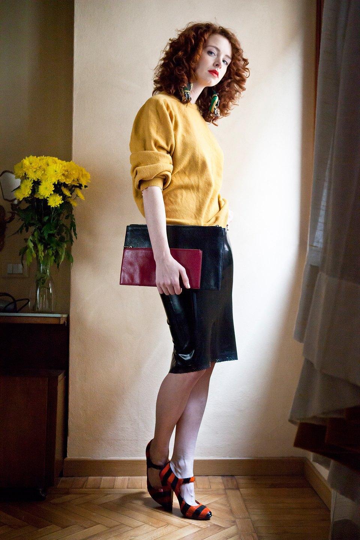 Кармел Уолш, стилист флорентийского магазина Luisa Via Roma. Изображение № 24.