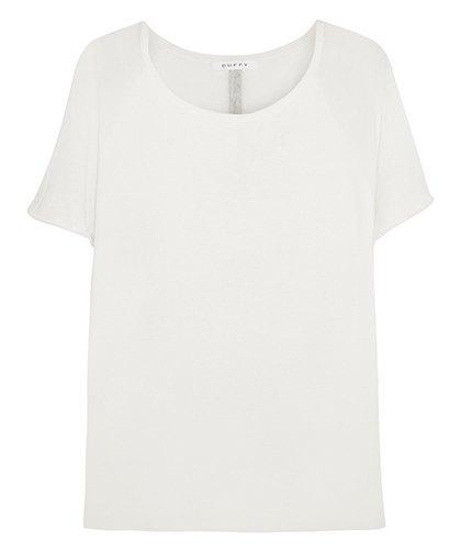 10 красивых  белых футболок. Изображение № 3.