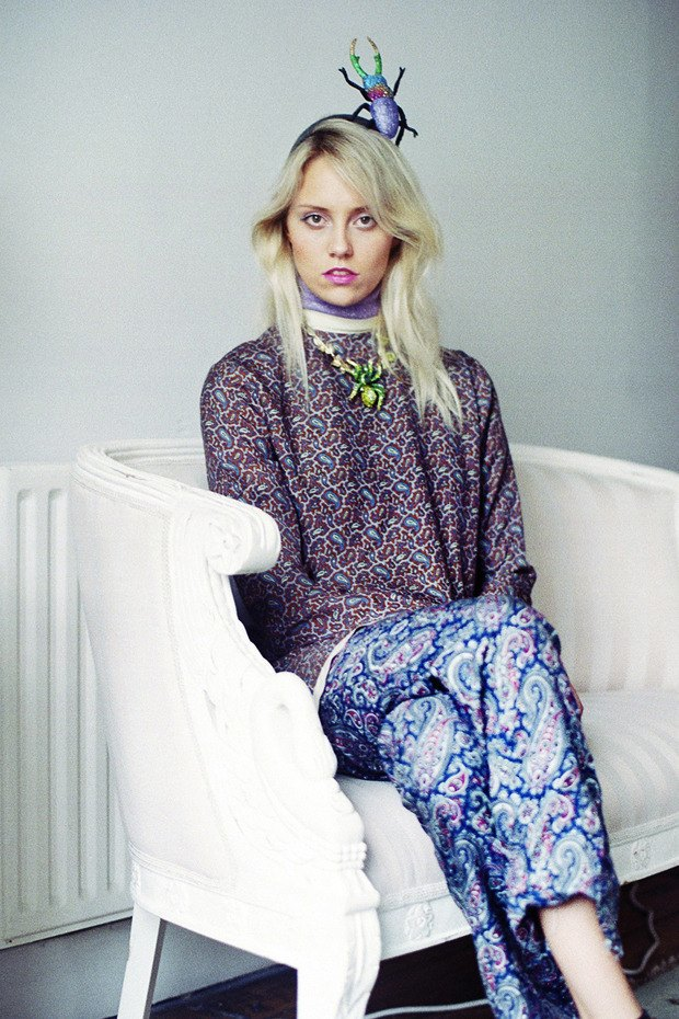 Гардероб: Тесс Йопп, лондонский стилист. Изображение № 4.