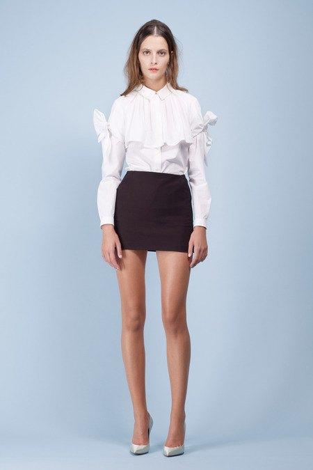 Элегантные платья и блузки в весеннем лукбуке Paule Ka. Изображение № 15.