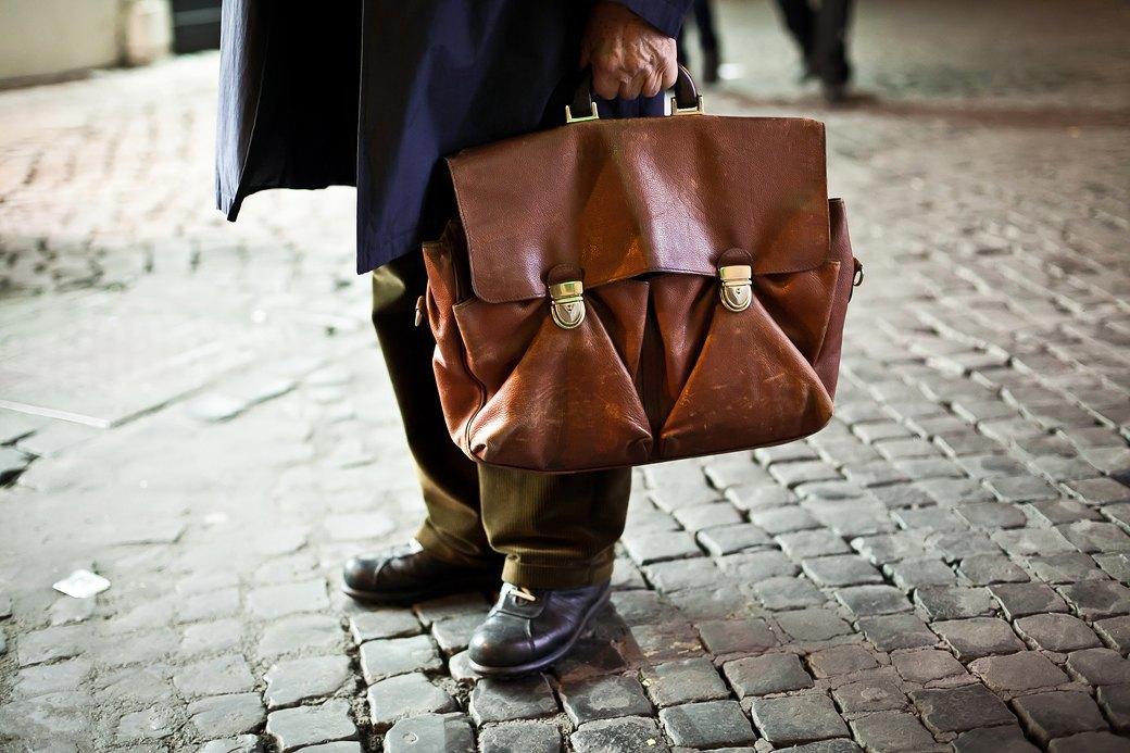 Люди на улицах Рима. Изображение № 6.