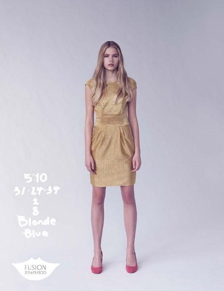 Композитки пяти модельных агентств к Нью-Йоркской неделе моды. Изображение № 31.